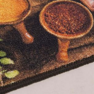 Passadeira Cozinha Boucle Prime Des 07 - 0,45X1,80M - Niazitex