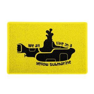 Capacho Submarino Amarelo 0,40X0,60M - Beek