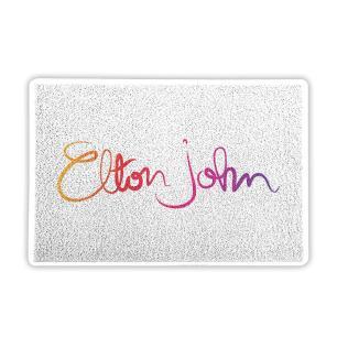 Capacho Elton John Branco 0,40X0,60M - Beek