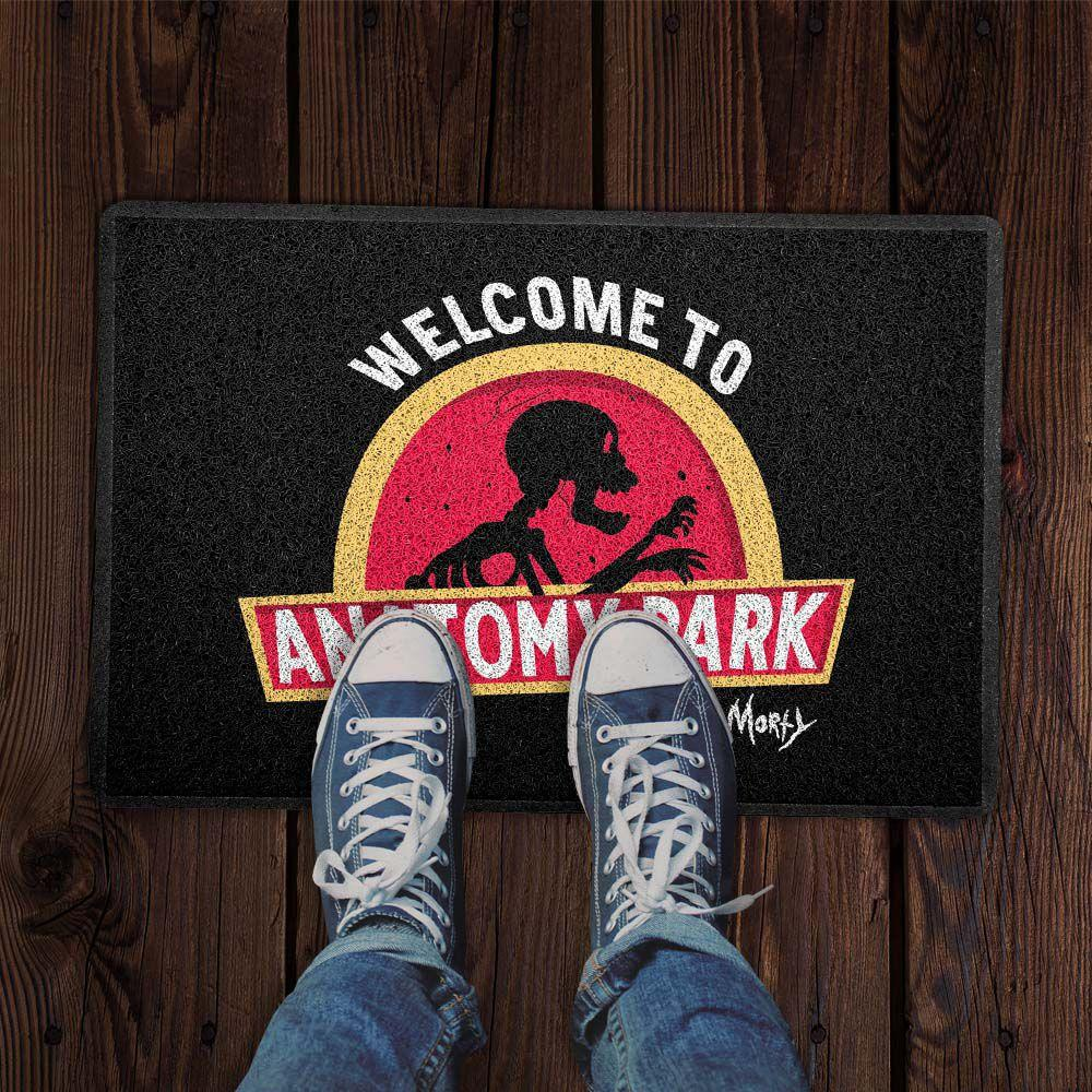 Capacho Rick and Morty Anatomy Park 0,40X0,60M - Beek