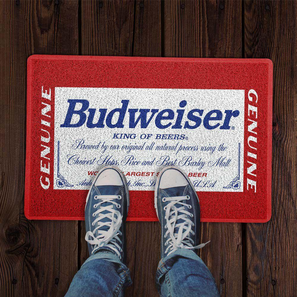 Capacho Budweiser Genuiene 0,40X0,60M - Beek