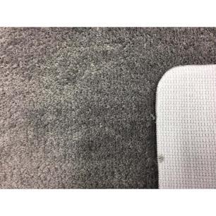 Tapete Banheiro Microsoft Cinza 0,38X0,58M - Niazitex