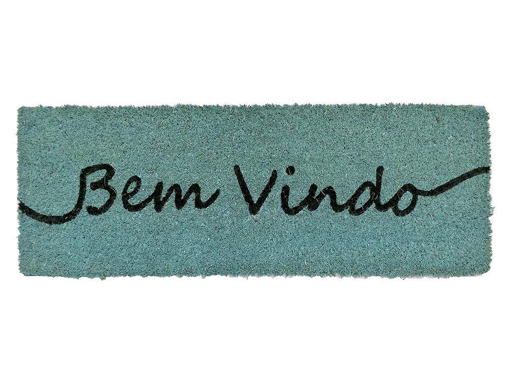 Capacho Fibra de Coco Slim 02 - 0,26X0,75M - Edantex