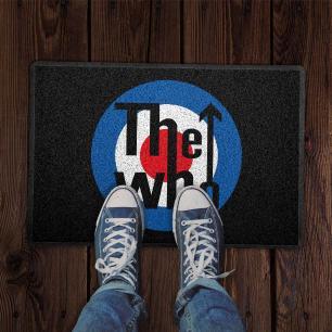 Capacho The Who Preto 0,40X0,60M - Beek