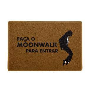 Capacho Moonwalk Marrom 0,40X0,60M - Beek