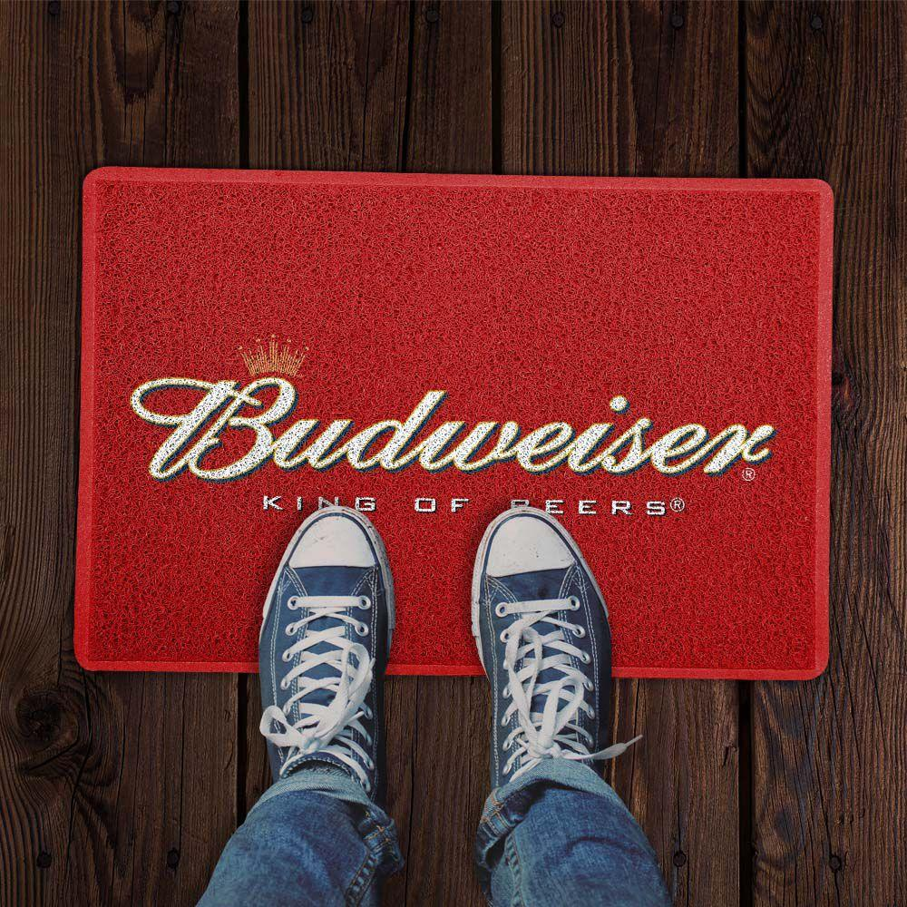 Capacho Budweiser Vermelho 0,40X0,60M - Beek