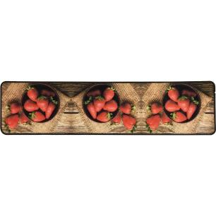 Passadeira Cozinha Boucle Prime Des 04 - 0,45X1,80M - Niazitex
