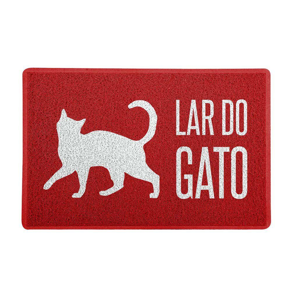 Capacho Lar do Gato Vermelho 0,40X0,60M - Beek