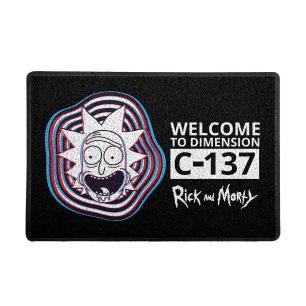 Capacho Rick and Morty C-137 0,40X0,60M - Beek