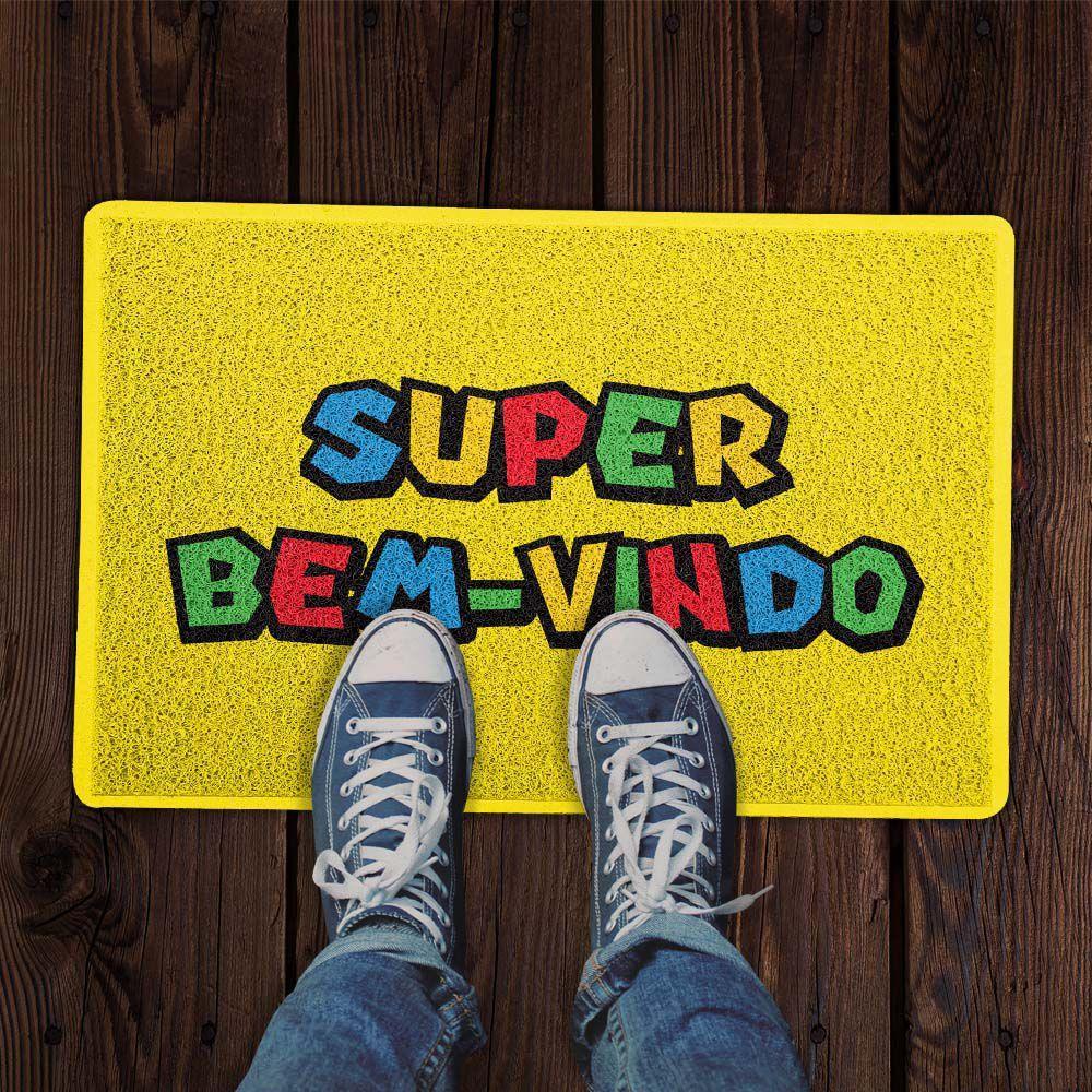 Capacho Super Bem-Vindo 0,40X0,60M - Beek