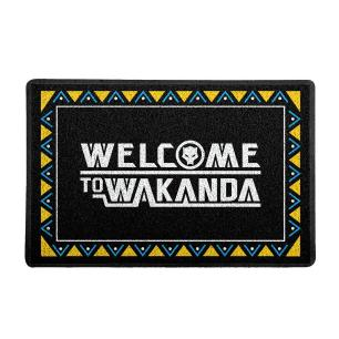 Capacho Welcome to Wakanda 0,40X0,60M - Beek