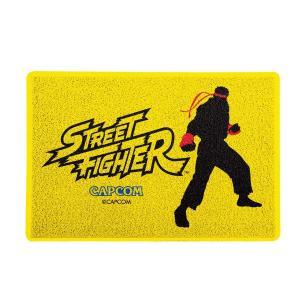 Capacho Street Fighter Ryu Amarelo 0,40X0,60M - Beek