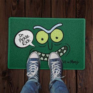 Capacho Rick and Morty Pickle Rick 0,40X0,60M - Beek