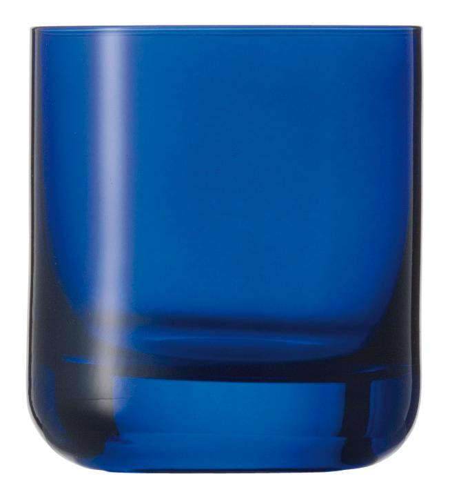 Copo Baixo Cobalto, Spots 285 ml