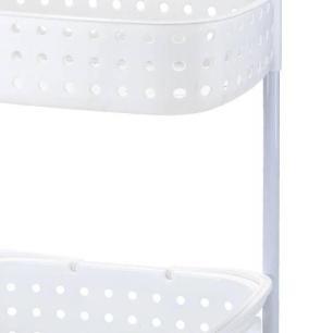 Conjunto Lavanderia Viena Duplo Branco Lavanderia - Secalux