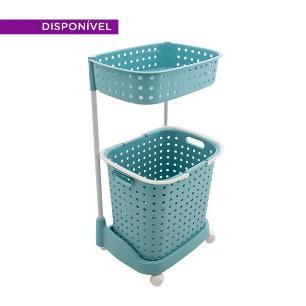 Conjunto Lavanderia Viena Duplo Azul Lavanderia - Secalux