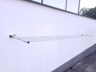 Varal de Roupa Articulado Extensível Até 4 Mt X 50 Cm 30 Kg Alumínio