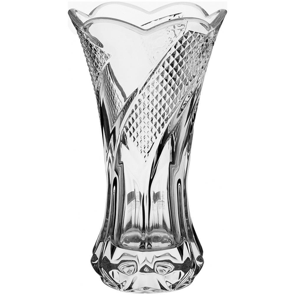 Vaso vidro Transparente Lilie