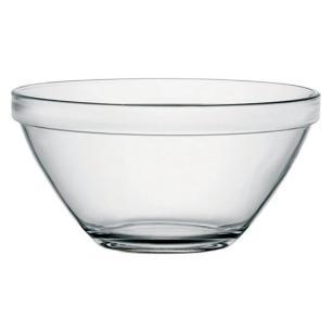 Saladeira Vidro Temperado 2,4L Bormioli Rocco Pompei 10X23X23Cm