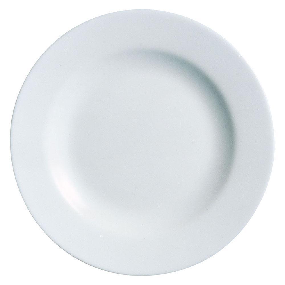 Prato Sobremesa Vidro Temperado Luminarc Evolution 2X20X20Cm 6 Peças