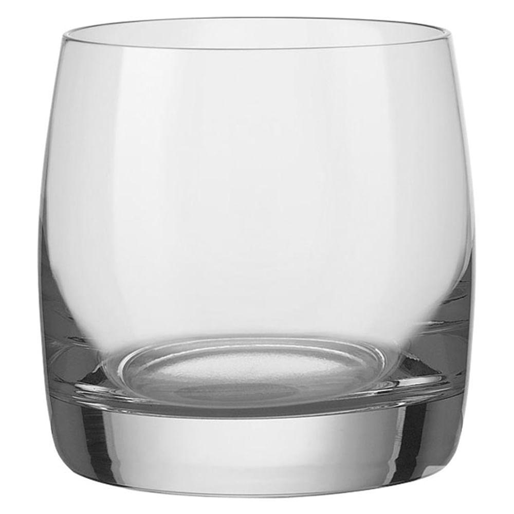 Copo Licor 6 peças Cristal Transparente 60Ml Bohemia Ideal 5X5X5Cm