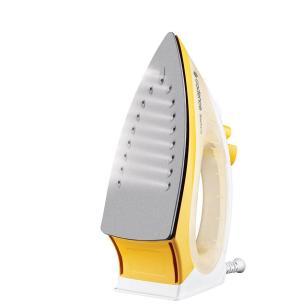 Ferro a Vapor Cadence Saphiro 127V Branco e Amarelo