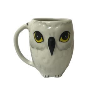Caneca Zona Criativa Hedwig 3D 250ML