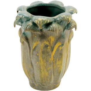 Vaso Cerâmica Verde Home&Co Chryso 21X16X16Cm