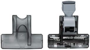 Aspirador de Pó Portátil Black Decker Função Sopro e Bocal Turbo Pet  127V