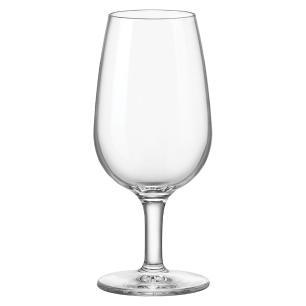 Taça Vinho Cristal Transparente 220Ml Bormioli Rocco Riserva 16X7X7Cm 6 Peças