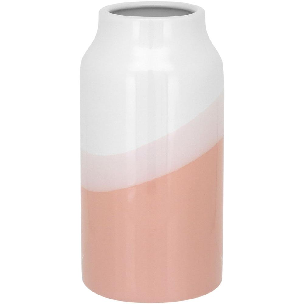 Vaso Cerâmica Rosa Daintree 20X10X10Cm