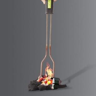 Acendedor Elétrico de Carvão 220V