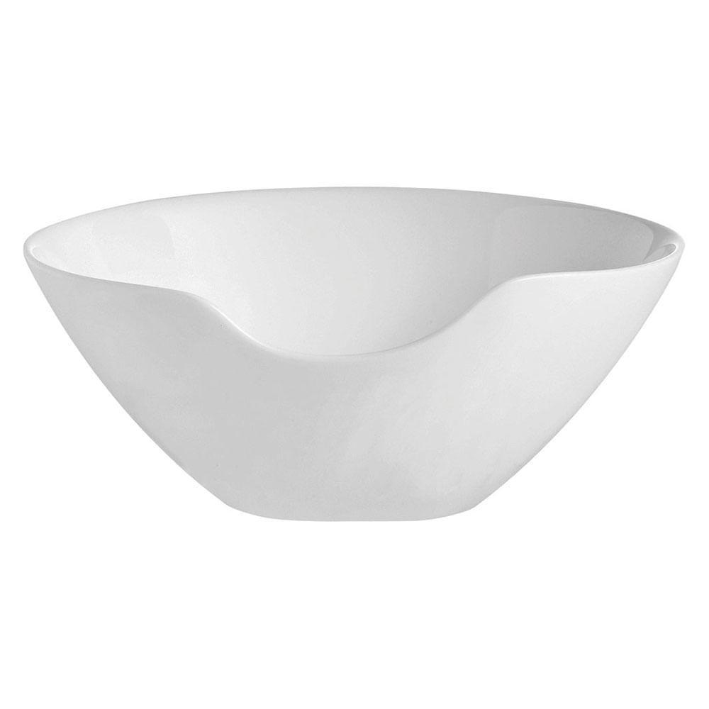 Saladeira Vidro Temperado Branco 400Ml Luminarc Salenco 7X17X17Cm