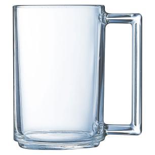 Caneca Vidro Transparente 320Ml Luminarc A La Bonne 11X7X7Cm