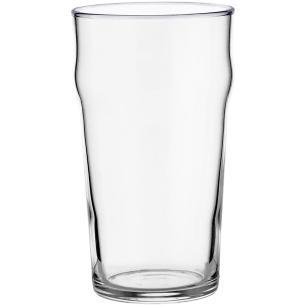 Copo Cerveja 48 peças Vidro Transparente 570Ml Luminarc Nonic 15X9X9Cm