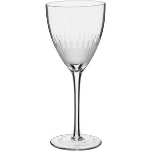Taça Vinho 6 peças Vidro Transparente 330Ml Ballet 22X9X9Cm