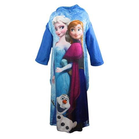 Cobertor Disney Frozen 1,60 x 1,30 m com Mangas