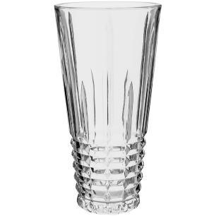 Vaso Ecologico Cristal Transparente Lourent 30X15X15Cm