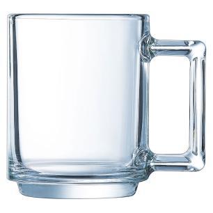 Xícara Vidro Transparente 90Ml Luminarc A La Bonne 7X5X5Cm