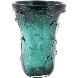 Vaso Vidro Verde Home&Co Tistú 20X16X16Cm