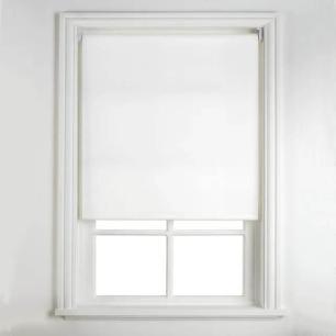 Persiana Rolô Blackout 1,60 x 1,40 - Branca