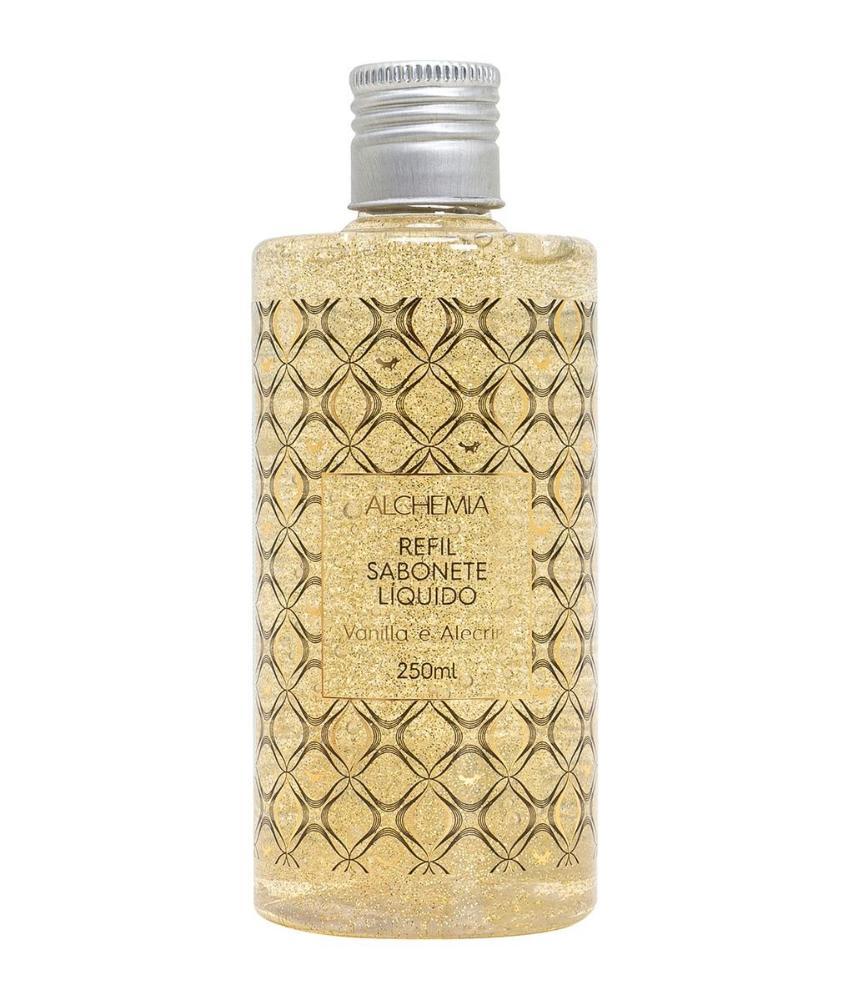 Refil Sabonete Líquido Alchemia Vanilla e Alecrim