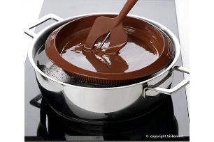 TIGELA SILICONE PARA DERRETER CHOCOLATE
