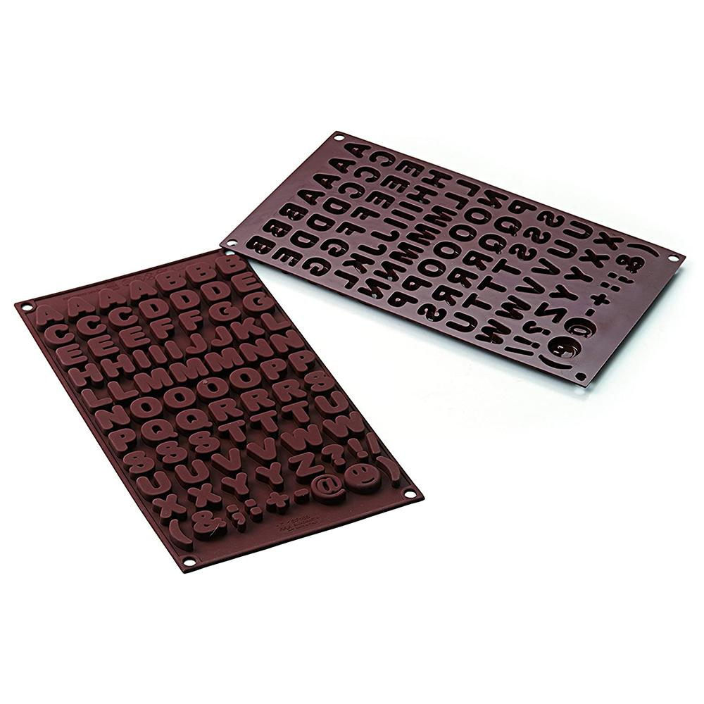Forma Choco Abc