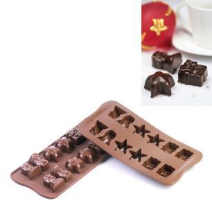 FORMA PARA CHOCOLATE NATAL