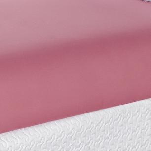 Jogo De Cama Casal Padrão 03 Peças Micropercal 200 Fios Naturale - Flamingo
