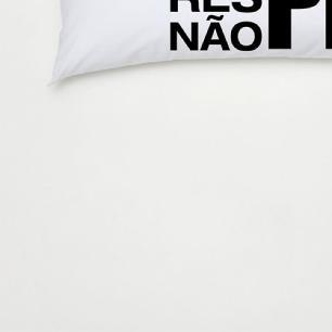 Travesseiro De Corpo Aconchego 1,30m X 38cm Com Fronha Microfibra Estampado - Inspira