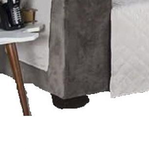 Protetor Para Sofá De 02 Lugares Com Assento De 1,00M Microfibra Matelado - Palha