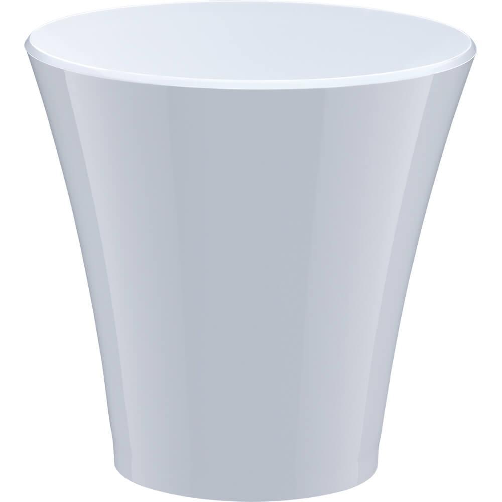 Champanheira Classic Branca Poliestireno P/ 1 Garrafa (4,5 Litros)