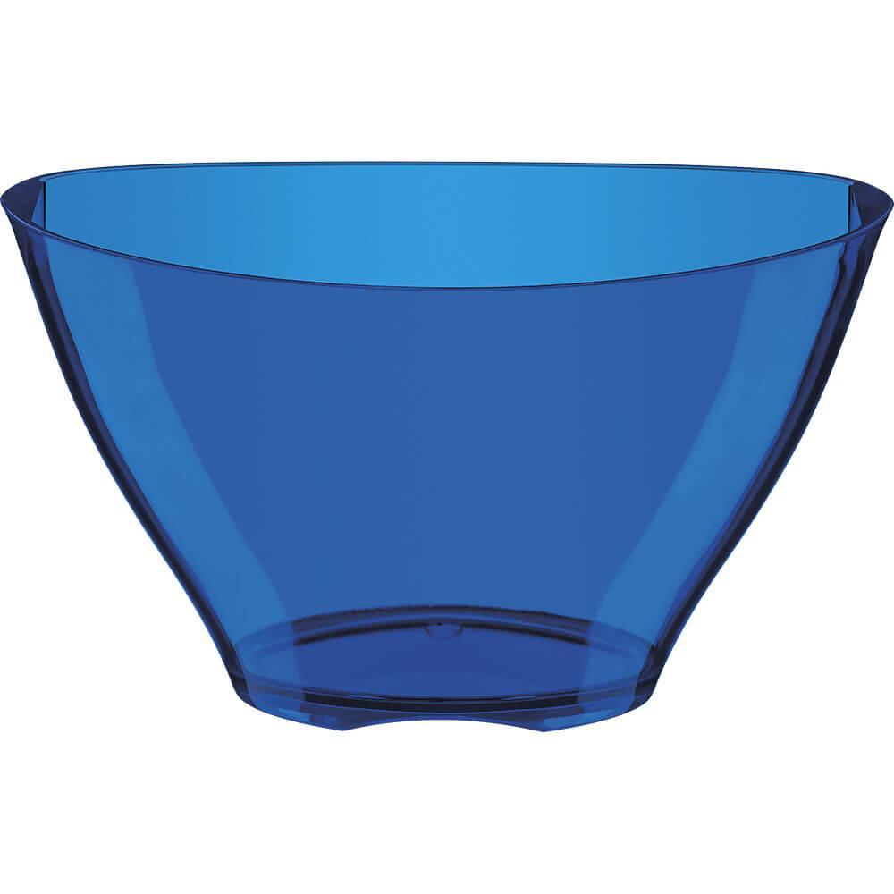 Champanheira Elegance Azul Neon Poliestireno P/ 3 Garrafas (7 Litros)